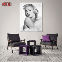 3 Piece Modern Wall Painting Marilyn Monroe Picture Home Decoration Art Picture Paint On Canvas Canvas
