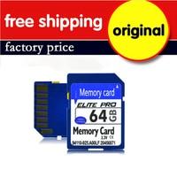 10PCS/LOT Factory Wholesale SDXC Memory Card Real Capacity SD Card 128GB Class 10 New cartao de memoria 128 GB Free Shipping