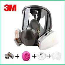 3M 6800 респиратор противогаз бренд защитный респиратор Маска против органического газа