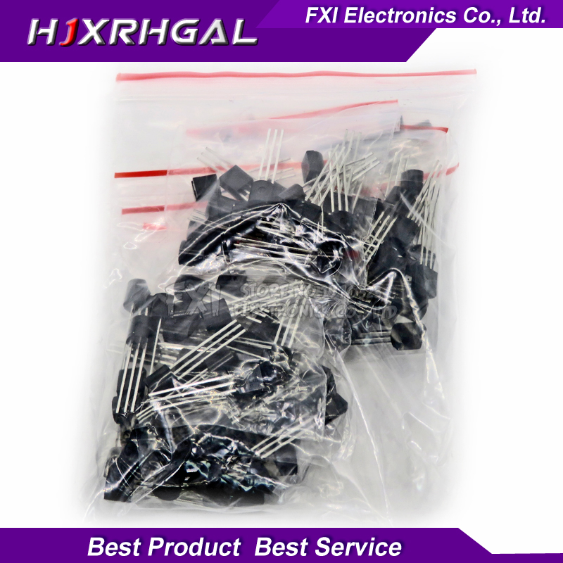 Image 2 - 20PCSX6values=120pcs 78L05 78L06 78L08 78L09 78L12 78L15 TO 92 TO92 Transistor package Assorted Kit new and-in Integrated Circuits from Electronic Components & Supplies