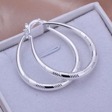 925 sterling silver earrings 925 jewelry silver plated fashion jewelry Small ears ring E294 cnkalera eesamvza