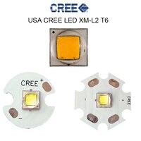 10PCS CREE XML2 LED XM L2 T6 U2 10W WHITE Neutral White Warm White High Power