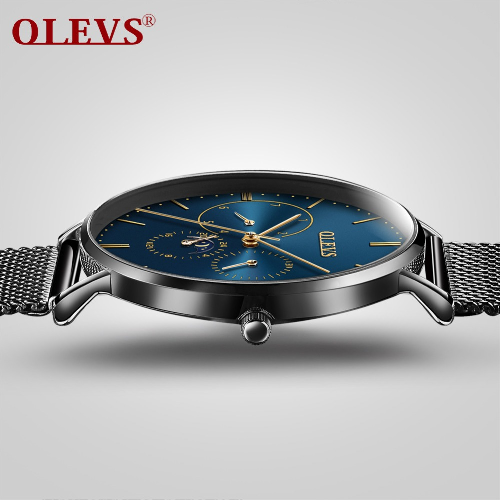 Luxury Men Watch Mil