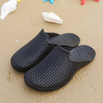Water Shoes Male Beach Slippers Swimming Men Footwear for Fishing Sneakers  Breathable Sport Sandals Hollow Barefoot 847f2052ae46