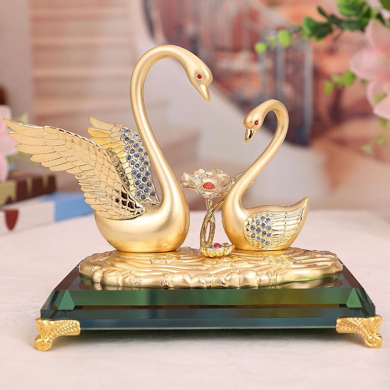 Gifts for 12 year old girls picture more detailed picture about wedding crystal swan wedding gift to send to friends girlfriends creative and practical wedding gifts upscale negle Gallery