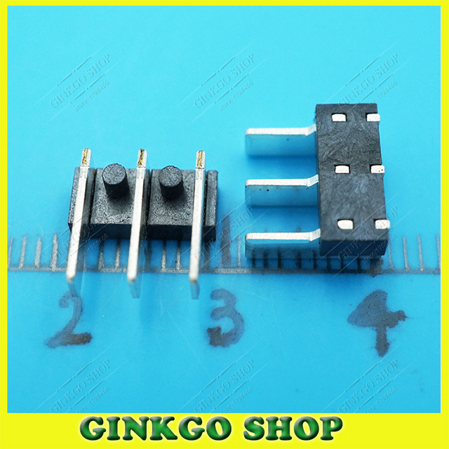 20pcs/lot 3P Mobile Phone Battery Holder 3Pin Battery Connector, Battery  Connector fixed type