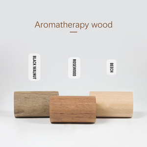 Image 4 - Wood essential Oil Car Diffuser Air Refreshing Freshener Relieve Driving Fatigue Auto Interior Aroma Perfume Scent Car Accessory