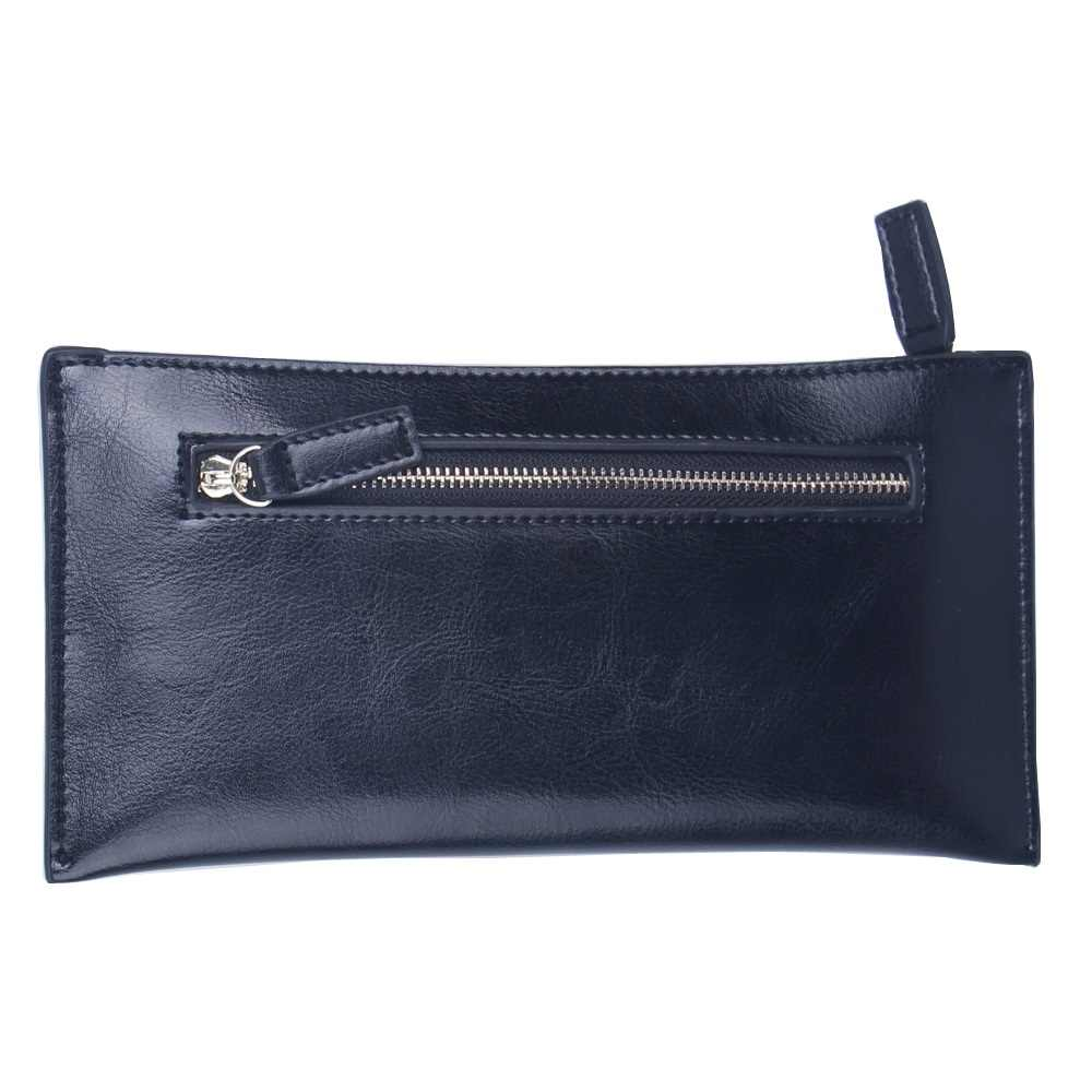 SEVEN SKIN бренд 2017 кожаный женский кошелек на молнии кошелек несколько карт держатель Клатч женский длинный Carteira Feminina