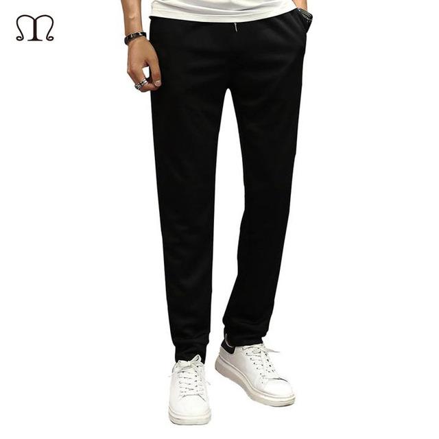 2016 novos calça casual homens verão ao ar livre calças calças masculinas retas finas calças de marca Brethable waterprof Sweatpants Aptidão