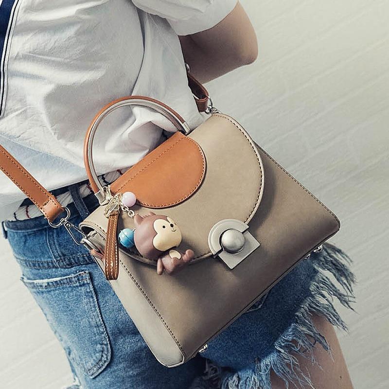 Bolsos de mujer Versión coreana del pequeño paquete cuadrado Verano - Bolsos