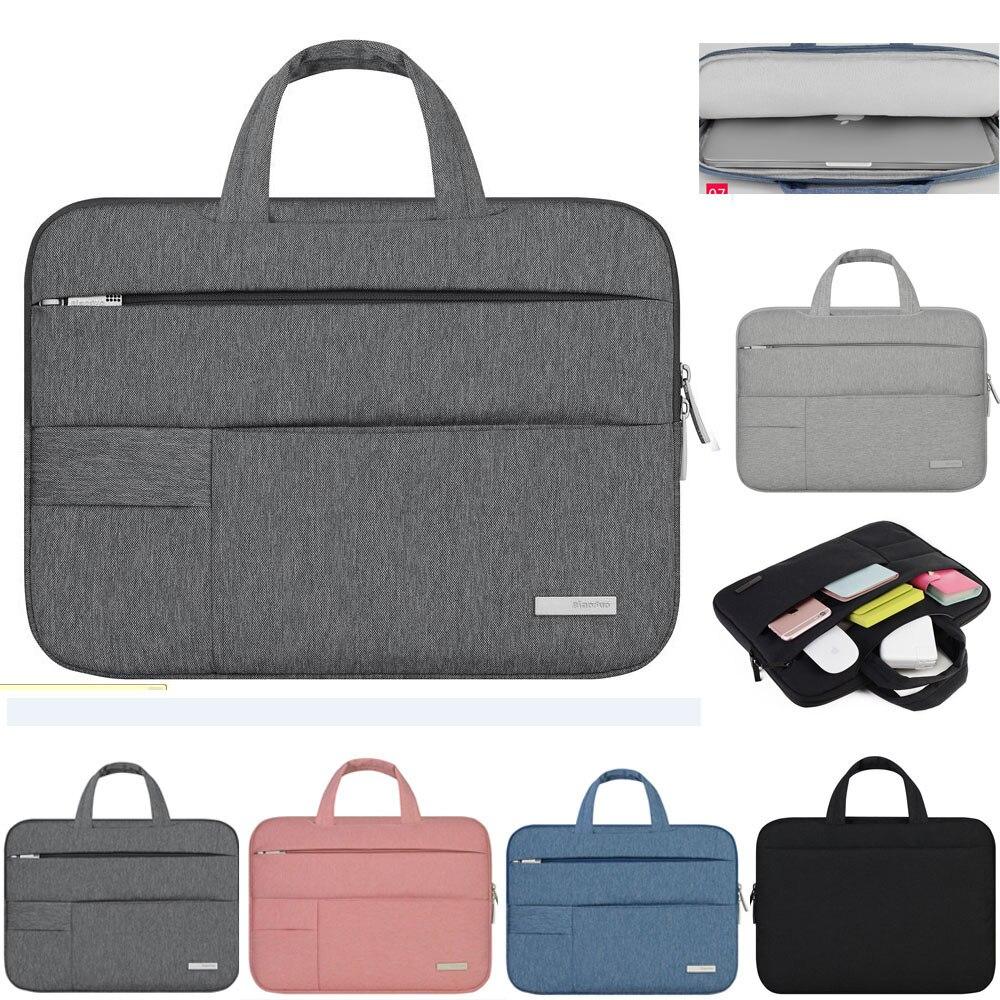 11 12 13 14 15,4 15,6 Mann Fühlte Notebook Laptop Hülle Tasche Tasche Für Acer Dell HP Asus Lenovo macbook Pro Reitina Air Xiaomi