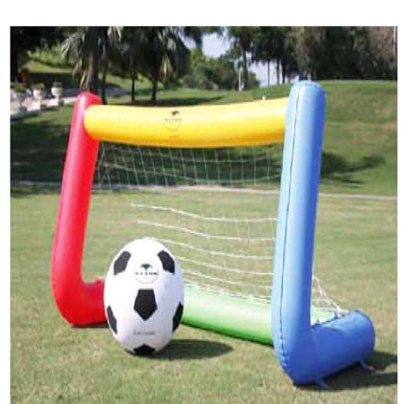 inflatable football gate outdoor soccer gate use for bumper ball zorb ball outdoor toys small size 2*1.5 Minflatable football gate outdoor soccer gate use for bumper ball zorb ball outdoor toys small size 2*1.5 M
