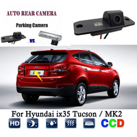 Rear View Camera For Hyundai ix35 Tucson ix 35 MK2/camera ix35 Reverse Camera/CCD/Night Vision backup camera
