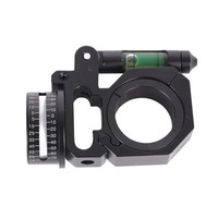Outdoor 30mm Ring Bubble Level Scope Bases Hunting Tactical Riflescope Scope Mounts Accessories Sight