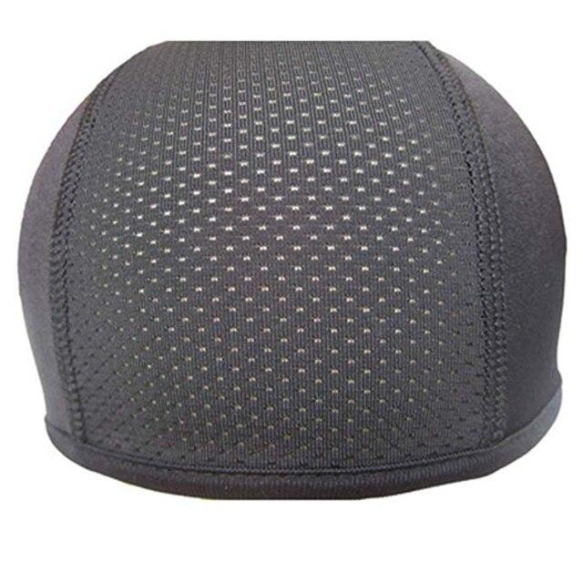 Motorcycle Helmet Inner Cap Quick Drying Breathable Hat Racing Cap