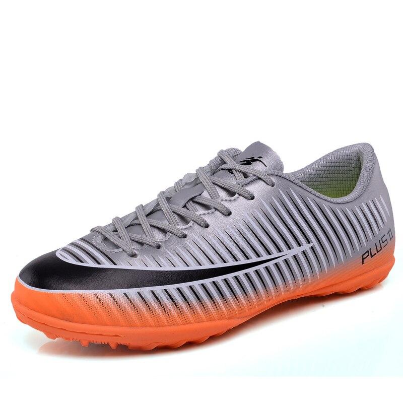 Sport & Unterhaltung Original Marke Schule Schüler Hart Zählen Futsal Schuhe Tf Klampe Gras Nagel Fußball Stiefel Männer Erwachsene Fußball Spiel Ausbildung Sneaker