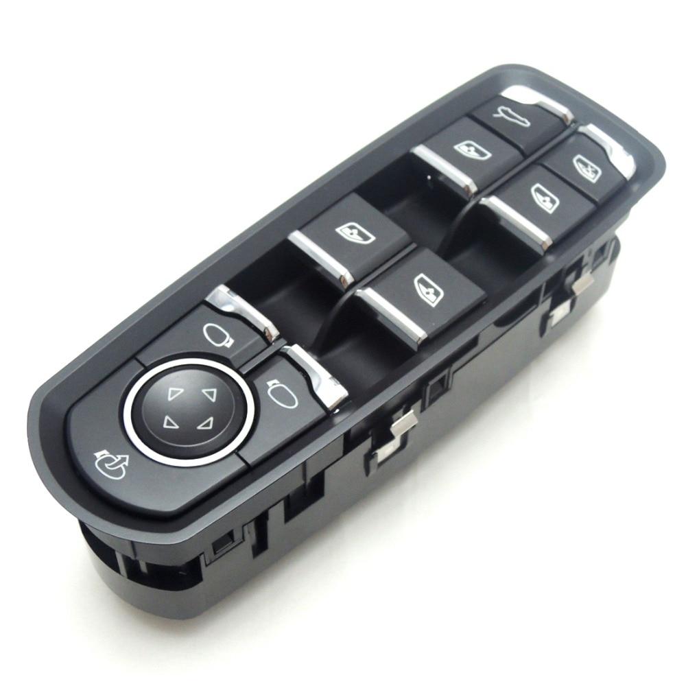 KEMiMOTO Front Door Window Switch For Porsche Panamera Cayenne Macan 7PP959858MDML kidztech porsche panamera 85141