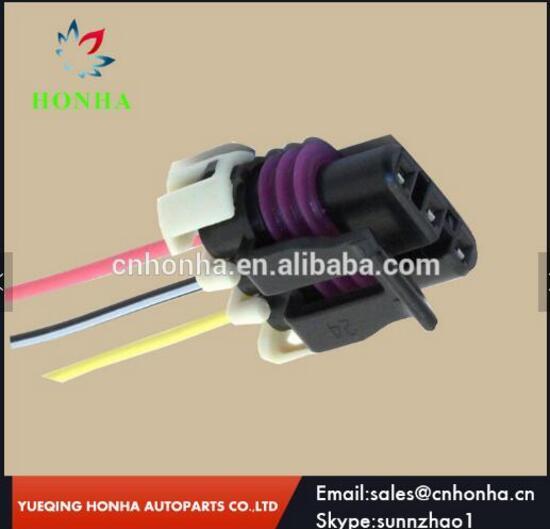 US $15.19 5% OFF 3 Way LS1 LT1 3 MAF M Air Flow Sensor Connector Pigtail on