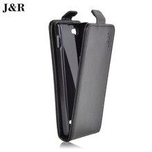 Для Sony C1905 флип чехол J & R бренд кожаный чехол для Sony Xperia M C1905 высокое качество чехол телефона 9 Цвета доступны