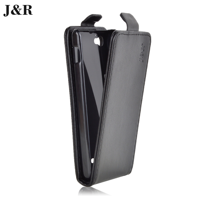 For Sony C1905 Flip Case J&R Brand Leather Case for Sony Xperia M C1905 High Quality Phone Cover 9 Colors Available