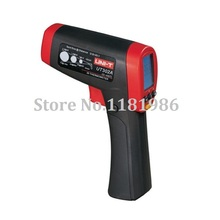UNI-T UT302A Professional Industria LCD Non-Contact Infrared IR Laser Digital Thermometer Distance to Spot Size 20:1 UT-302A