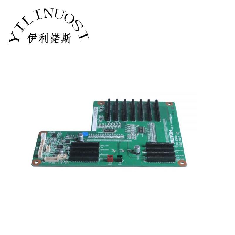 New and Original Mutoh VJ-1638 / VJ-1638W / VJ-2638 CR Board printers ads7805p dip28 and original