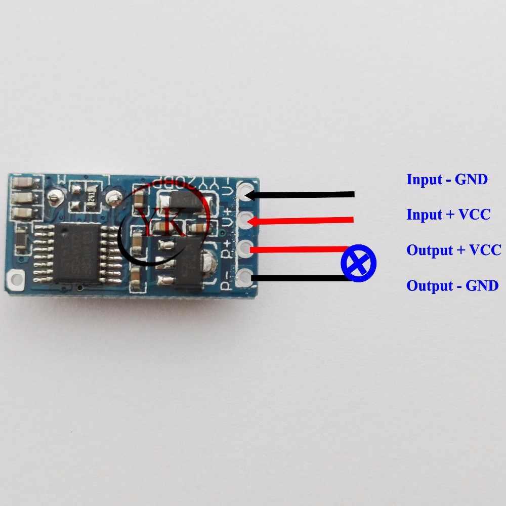 Máy tính Mainboard 5 V Cpu 3.3 V điều khiển từ xa chuyển Video Downlink Không Dây Điều Khiển Từ Xa 3.7 V 6 V 7.4 V 9 V 12 V Micro Mos