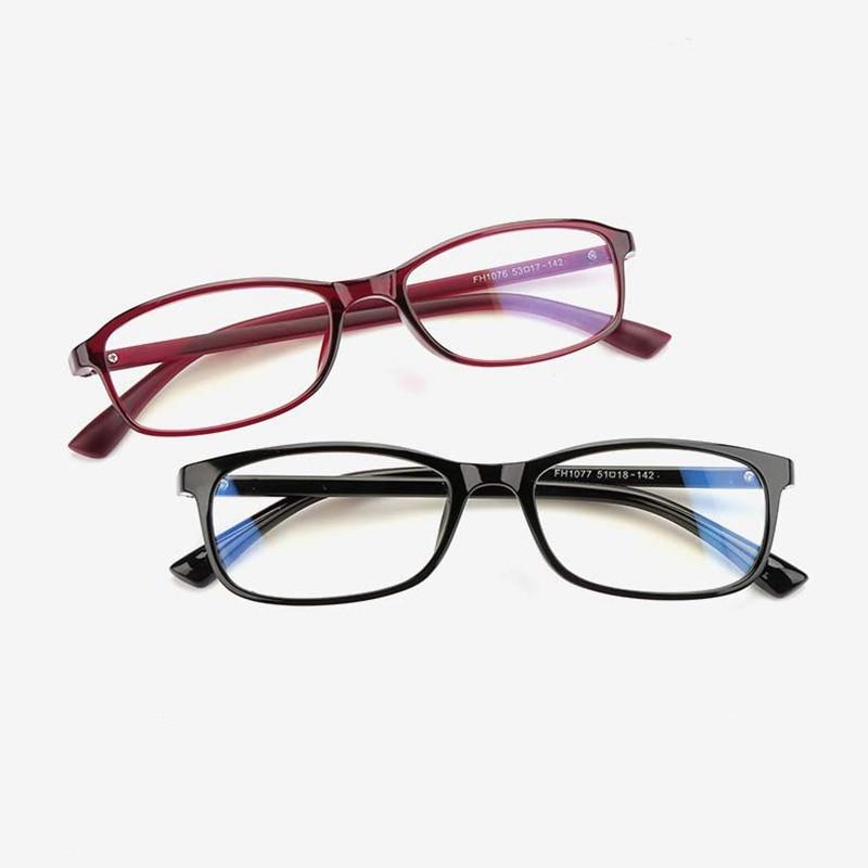 Kacamata baca Anti Blu-ray Kenyamanan Pria HD Elegan Anti-kelelahan - Aksesori pakaian - Foto 1