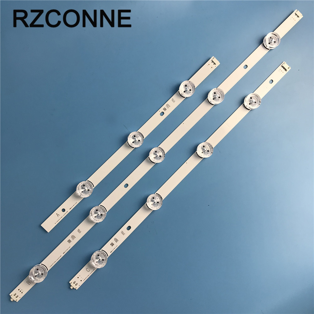 8sets 1370mm LED Backlight Lamp strip For LG drt 3.0 65 TV lnnotek 65inch 65GB6310 ABC LC650DUF FG A2 6916L 1775A 1774A 1773A