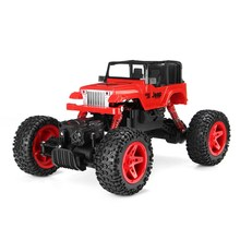2.4Ghz 1/18 RC Rock Crawler 4WD Car Truck Off-Road Vehicle Buggy Remote Control Toy