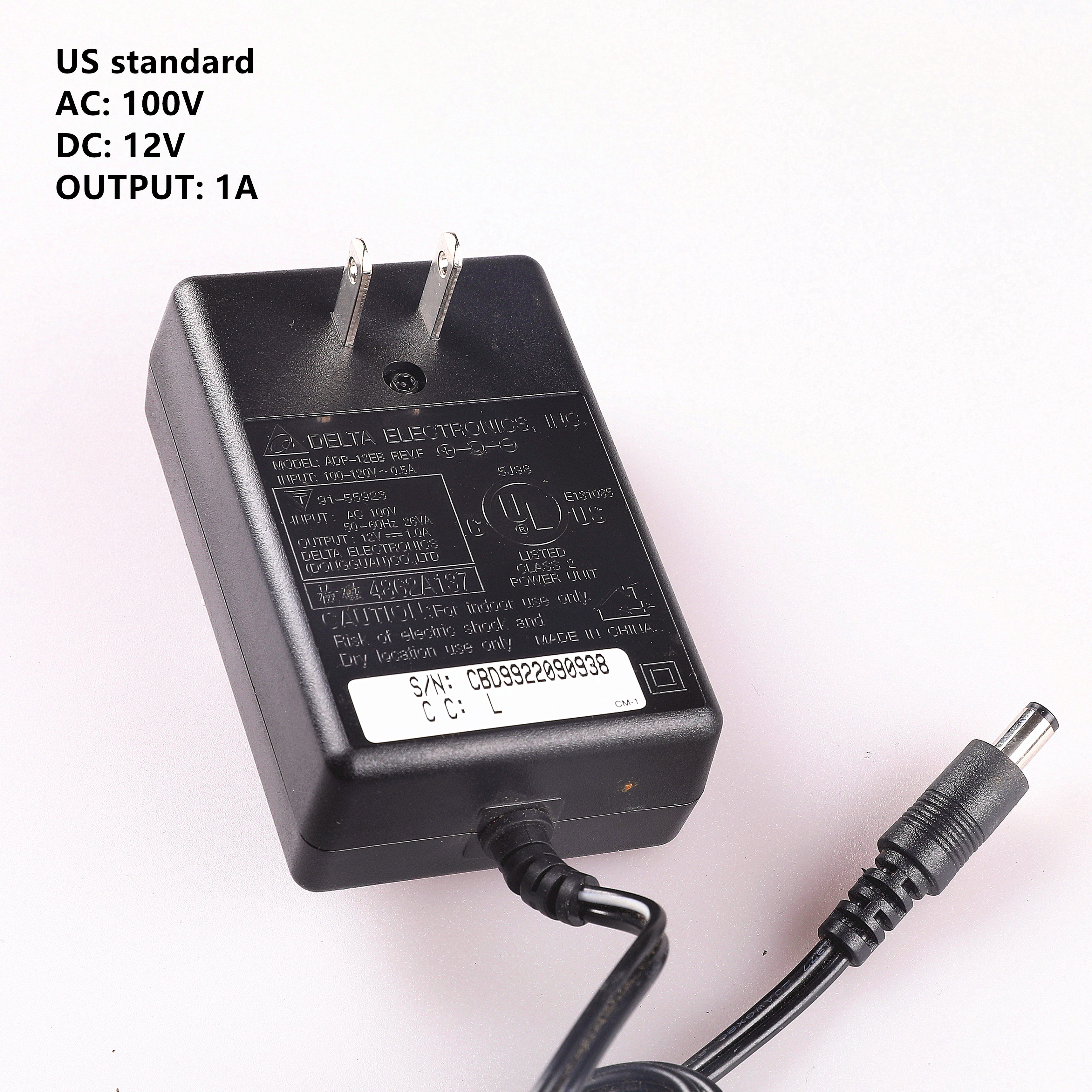 Power <font><b>Adapter</b></font> Supply DC 12V 1A 2A 3A 5A 6A 8A DC 5 12 <font><b>24</b></font> <font><b>V</b></font> Volt Lighting Transformers LED Driver Power <font><b>Adapter</b></font> Strip Lamp image