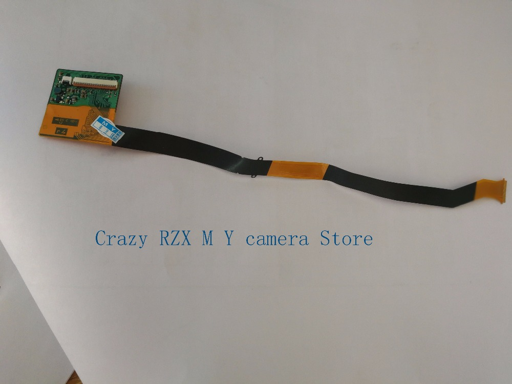 90%NEW Shaft Rotating LCD Flex Cable For Nikon Coolpix P510 Digital Camera Repair Part (Used)