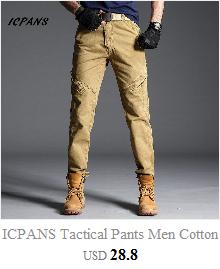HTB1w98LeCSD3KVjSZFKq6z10VXai 2019 Fleece Warm Winter Cargo Pants Men Casual Loose Multi-pocket Men's Clothes Military Army Green Khaki Pants 237