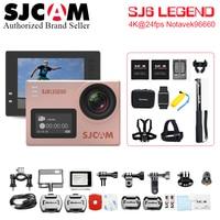 SJCAM SJ6 Series SJ6 LEGEND Air 4K 24fps HD Remote Action Camera Notavek 96660 Waterproof Sports