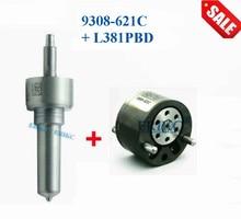 ERIKC L381PBD сопла 9308z621C клапан дизель инжектор 7135-646 запасные части комплекты капитальный ремонт комплекты костюм EJBR05102D 28232251