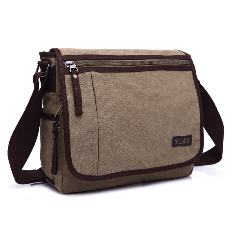 DB53 Hot Sale! High Quality Men Canvas Bag Casual Travel Bolsa Masculina Men's Crossbody Bag Men Messenger Bags Large Capacity hot sale mens messenger bags high quality canvas shoulder bag cool men business fashion crossbody bags casual travel bag