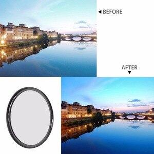 Image 5 - ZOMEI Camera Lọc Tia Cực Tím UV Slim MCUV Đa Lớp Bảo Vệ Ống Kính 49/52/55/58 /62/67/72/77/82/86 Mm Cho Canon Sony