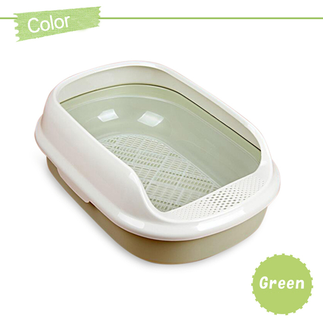 Cat Toilet Litter Durable Box 4
