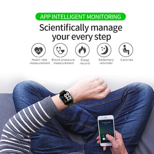 Image 3 - Reloj inteligente Wearpai F8 para hombre IP67, dispositivo impermeable para llevar, Monitor de ritmo cardíaco, pantalla a Color, relojes deportivos para Android IOS