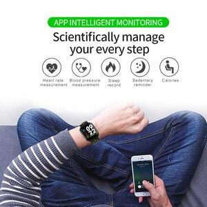Image 3 - Wearpai F8 Astuto Della Vigilanza della Vigilanza di Sport Fitness Smart Monitor di Frequenza Cardiaca Braccialetto Calorie Chiamata di Promemoria Impermeabile