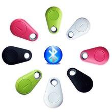 1 шт. смарт-тег Bluetooth устройство для слежения за ребенком сумка кошелек ключ устройство поиска gps-локатор сигнализация ПЭТ телефон автомобиль утерян