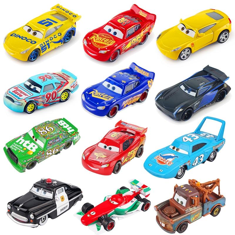 *NEW* Disney Cars 3 Diecast Jackson Storm /& Cruz Ramirez lot 2 US Seller  Fast