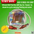 100% Original Caixa de Ferramentas UMT Multi Final Box Para Desbloqueio Cdma, flash, Bloqueio Do Sim Frete Grátis