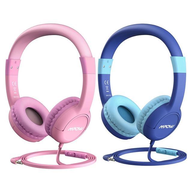 a6f7472f5bf קנו אוזניות ואוזניות | Mpow CH1S Kids Headphones 85DB Limited ...