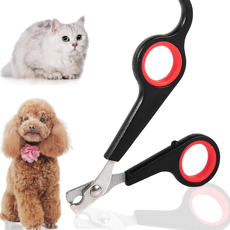 Claws Grooming Nail Clippers Cat Trimmer Dog Puppy Pet Supplies Cat Grooming Scissors Cutter Tool For Cat