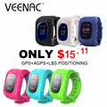 Veenac q50 smart watch niños kid reloj gsm gprs gps localizador rastreador niño anti-perdida smartwatch para android ios