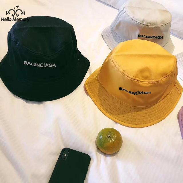 7b8e504b5a0 Fisherman s hat american Street Retro Men And Women Baby Hat Spring And  Autumn Thin Section Travel Korean version of the sun hat