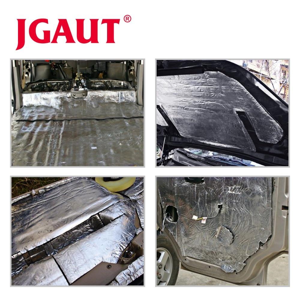 JGAUT Araba Ses Gürültü Isı Yalıtım Motor Trunk Lastik Bileşik - Araç Içi Aksesuarları - Fotoğraf 5