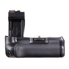 Вертикальный батарейный блок Meke для камеры Canon EOS 550D 600D 650D T4i T3i T2i как BG-E8 модный дизайн
