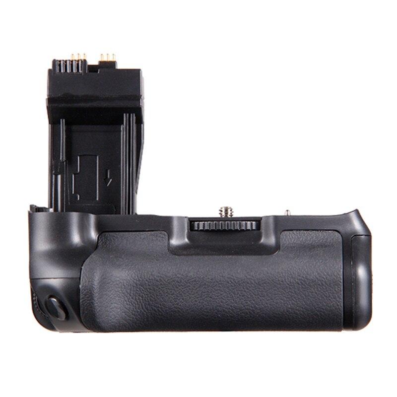 Meke Vertical Caméra Batterie Grip Pack Pour Canon EOS 550D 600D 650D T4i T3i T2i comme BG-E8 Mode Conception Bettery grip Pour Canon